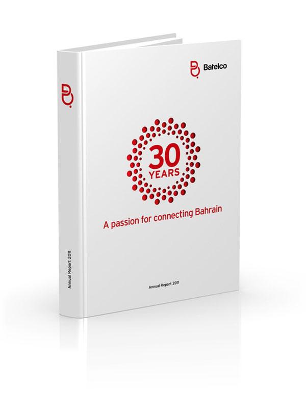 Batelco annual report 2011. by Mohammed Abulkhair