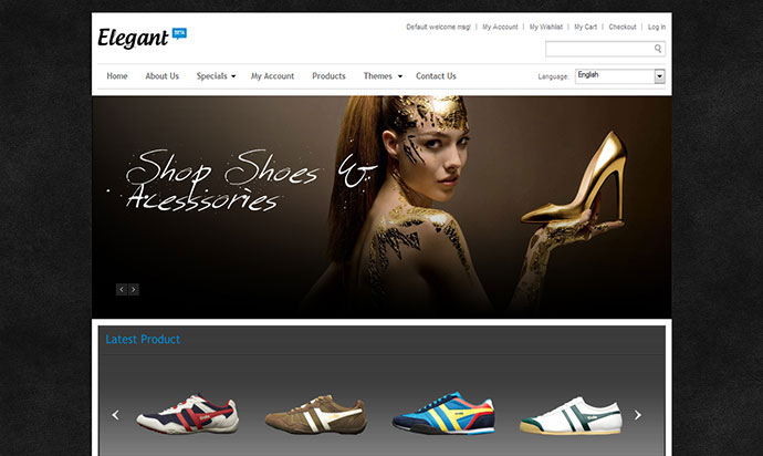 Ecommerce Summer Store 11