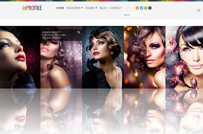 30 Excellent Wordpress Themes For Photographers | Web & Graphic ...