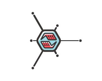 ATOMICvibe logomark