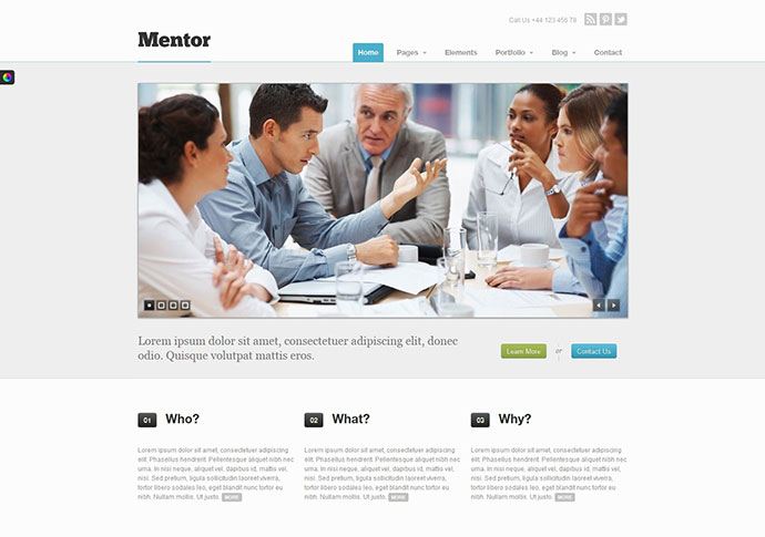 30 responsive website templates for business web graphic design mentor premium responsive business html5 template wajeb Image collections