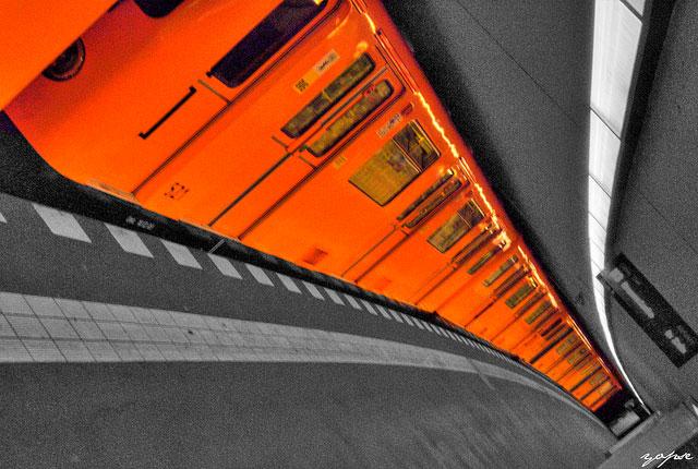 Berlin Underground ! by yopse - Arnaud Montagard