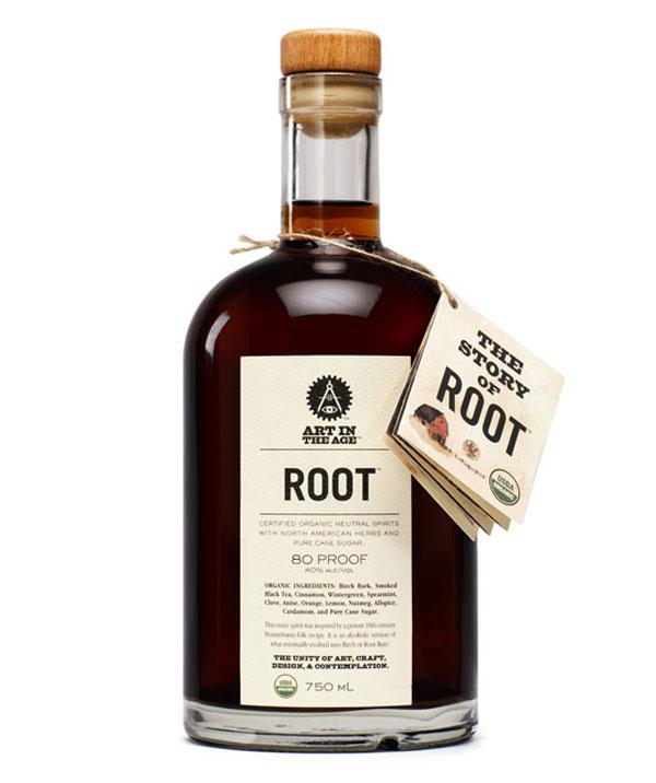 Root Organic Spirits