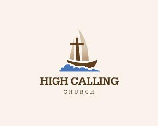 45 Great Church Logos | Web & Graphic Design | Bashooka