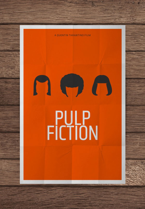 Pulp Fiction by designerscouch.org