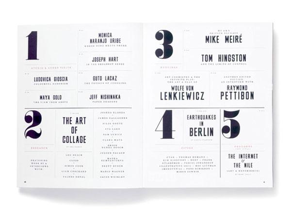 Elephant Magazine / Studio8 Design #design #layout