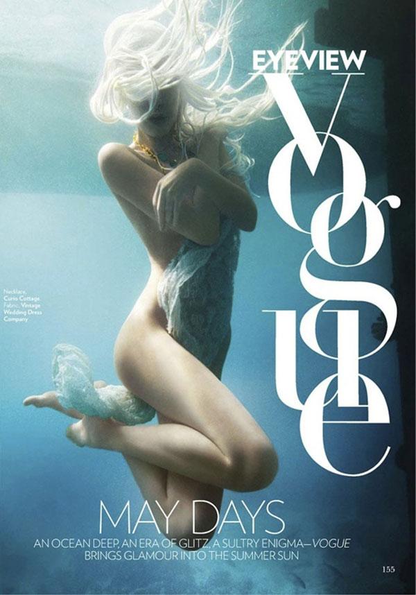 Model: Jessiann Gravel-Beland