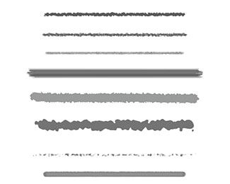 AI Custom Drawing Brushes 1