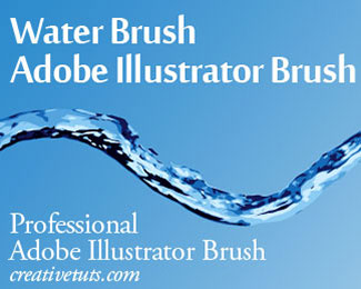 Pro Water Illustrator Brush