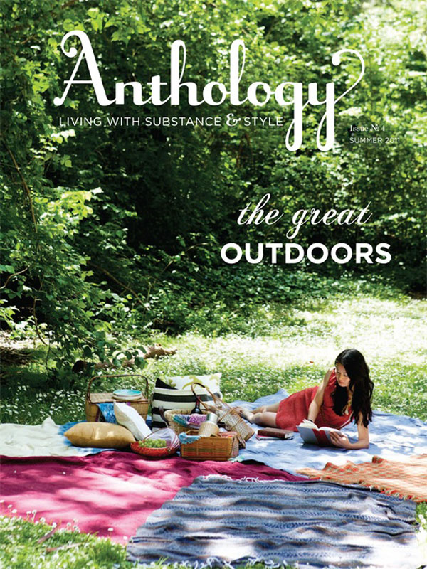 Anthology, Issue 4 - Summer 2011