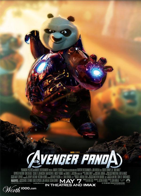 The Avenger pandA