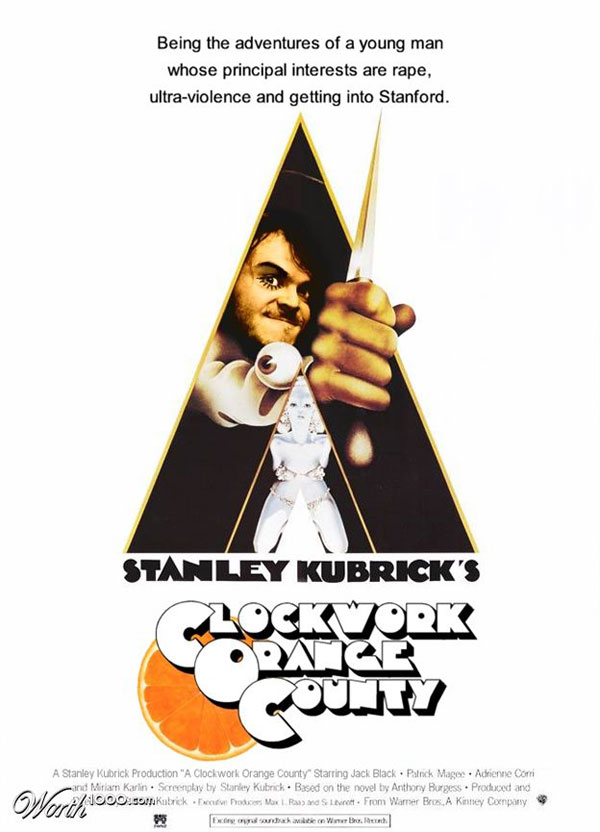 A Clockwork Orange County