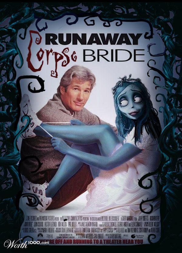 Runaway Corpse Bride