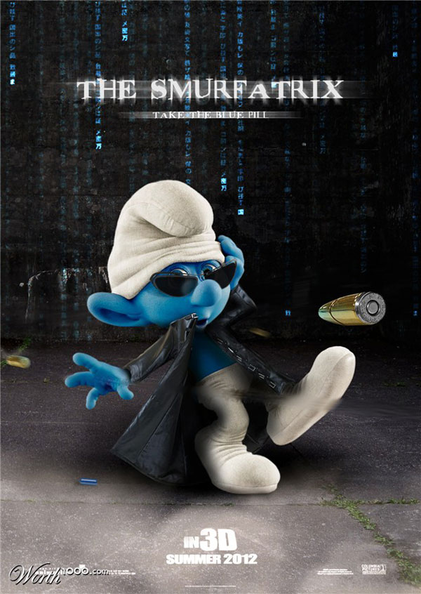The Smurfatrix