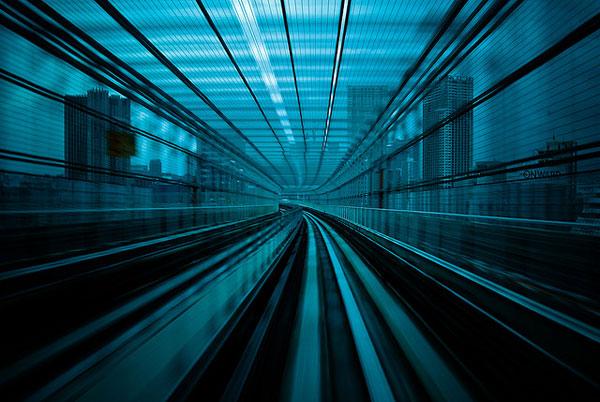 Deep blue: Speed