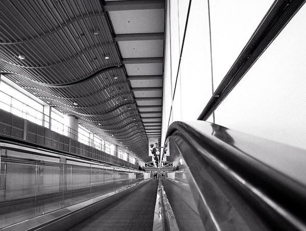 Long Way from the Gate to the Baggage Claim