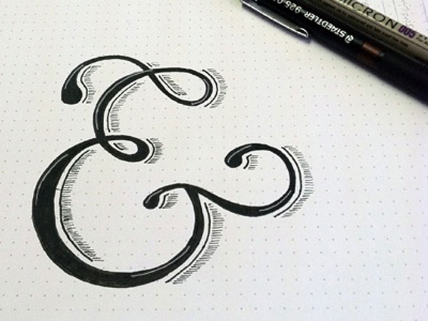 #Ampersand Illustration
