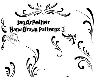 Hand Drawn Patterns 3
