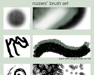 Photoshop CS3 Brushes