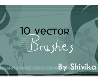 Vector Brush Set 2