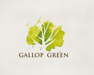 Gallop Green v4