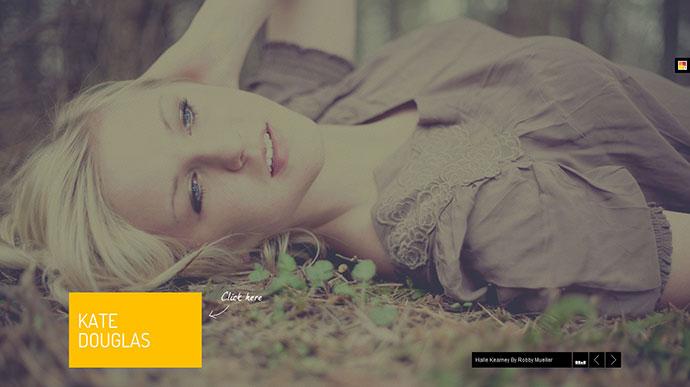 Nostalgia - Portfolio WordPress Theme