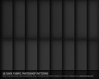 Dark Fabric Patterns