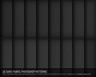 Dark Fabric Patterns