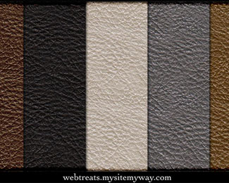 Free Tileable Leather Patterns