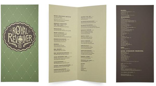 45 Remarkable Food Amp Drink Menu Designs Web Amp Graphic