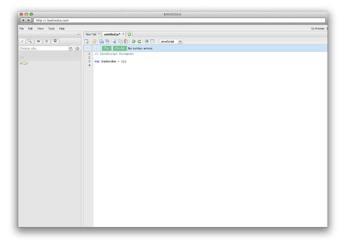 8 Free Online Code Editors For Developing Web Applications