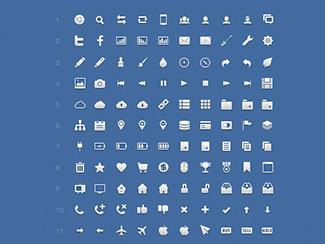Freebie: Application Icon Set (PNG, PSD, CSH)