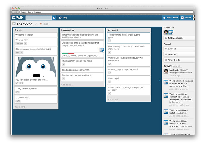 9 Cool Web Based Project Management Tools