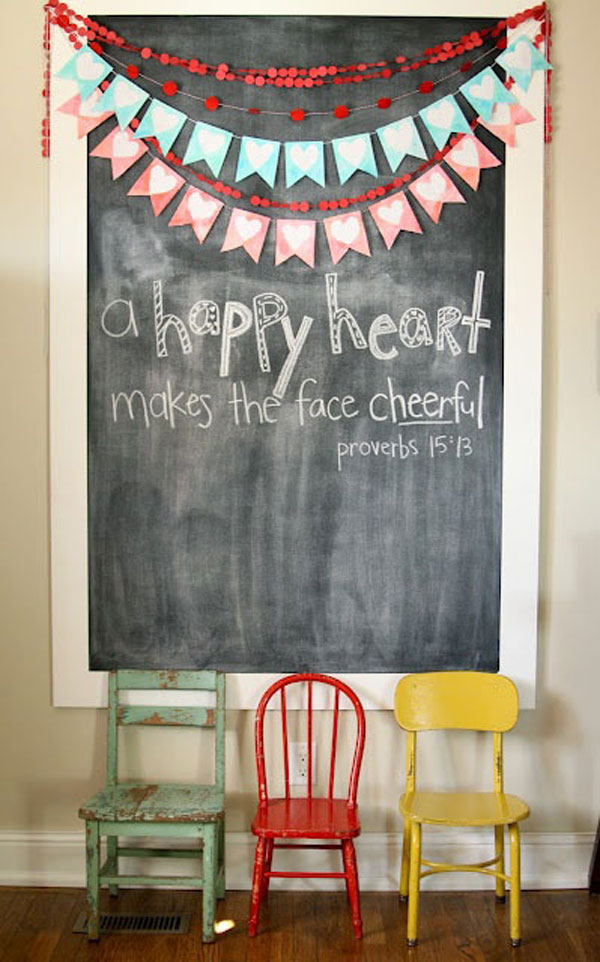 a happy heart!