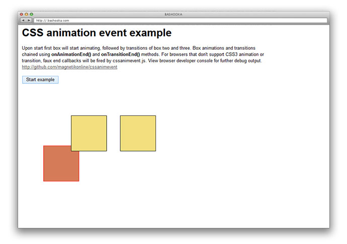 css-animation-event