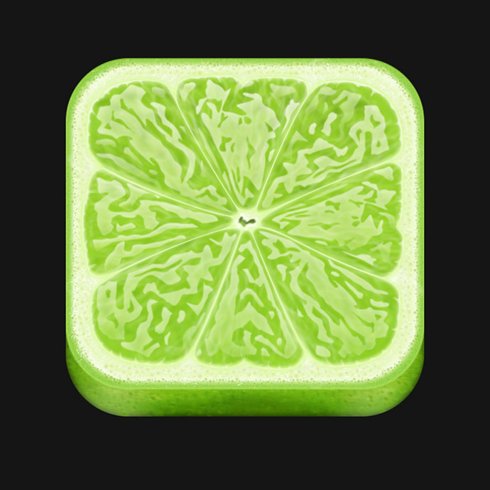 Lime Icon by Osilly