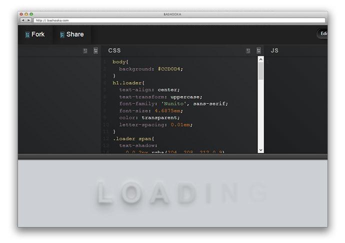 11 Pure CSS3 Loading Animations – Bashooka