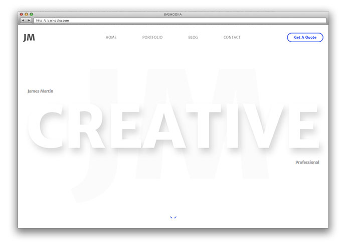 Personal – Free HTML Template