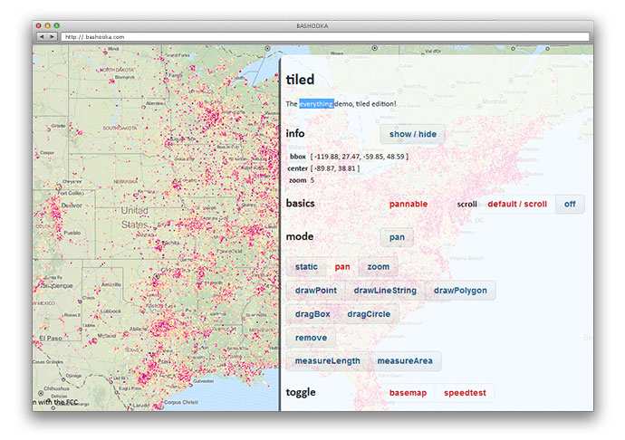 Powerful JQuery Image Map Plugins Web Graphic Design Bashooka - Jquery us map