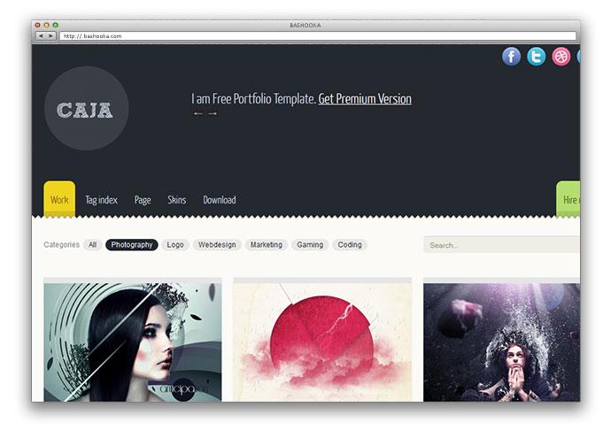 portfolio-template-8