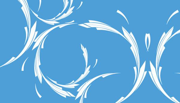 Vector Swirl Design