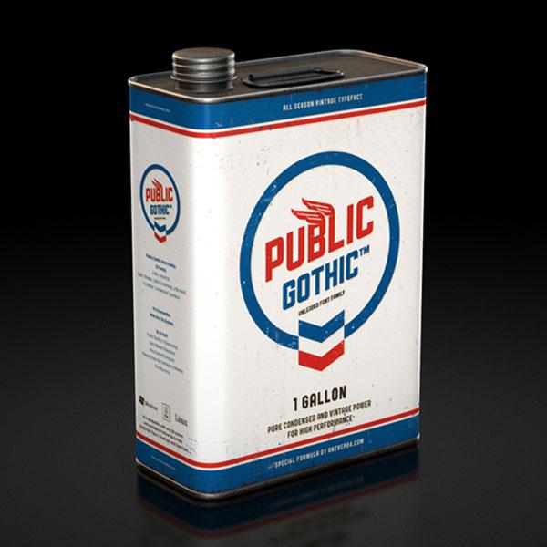 Public Gothic