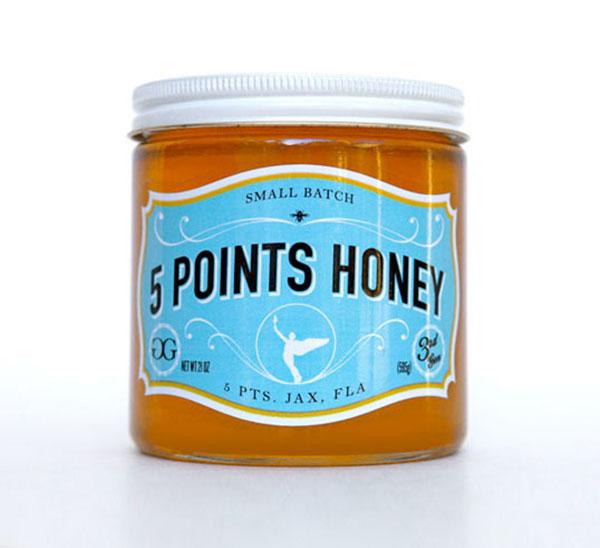 5 Points Honey