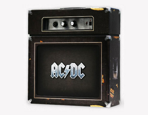 ACDC Backtracks Box Set