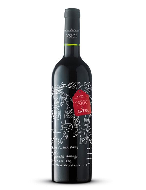 Rioja Ysios & Ion Fiz
