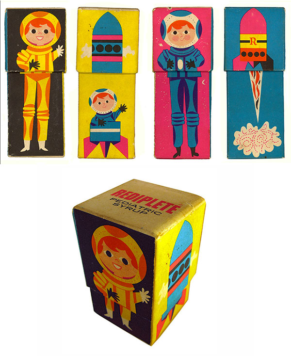 65 Retro & Vintage Style Packaging Designs | Web & Graphic Design ...