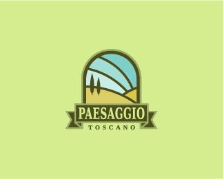 Paessagio Toscano