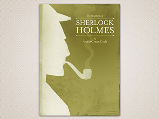Sherlock Book Cover