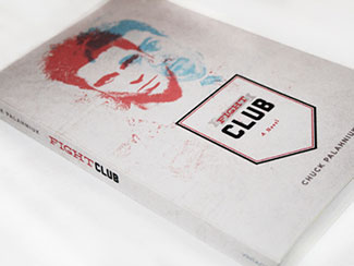 Fight Club Book Design