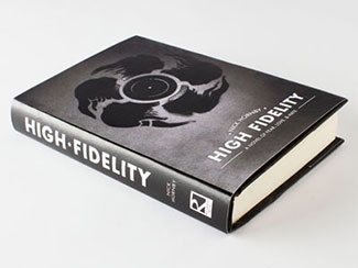 High Fidelity Book Cov...